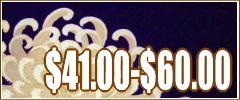 kimonos $41.00 - $60.00