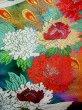 Photo17: Mint F1202C Used Japanese Kimono  Shiny Purple UCHIKAKE Wedding by Silk. Peacock  (Grade A+) (17)