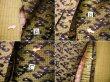 Photo14: I0112C Used Japanese Kimono Smoky Dark Purple UCHIKAKE Wedding / Silk. Crane  (Grade D) (14)