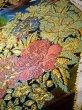 Photo15: J0219C Used Japanese   Multi Color UCHIKAKE Wedding by Silk. Crane  (Grade A+) (15)