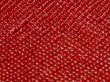 Photo3: J1114XM Used Japanese   Red OBI-AGE covering sash    (Grade A) (3)