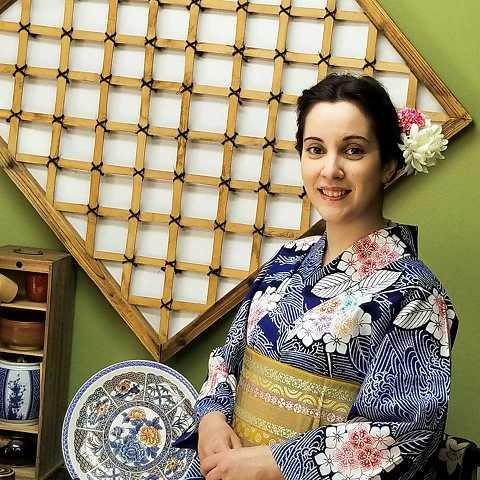 kimono experience - yukata