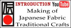 Japanese traditional craftmanship